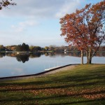 Fall 2013. East side of Lake Manitou
