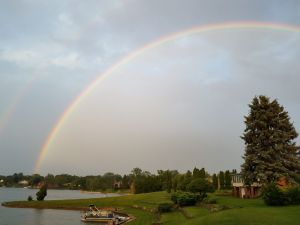 Resident Michele was kind enough to share this June 6, 2017 with us.